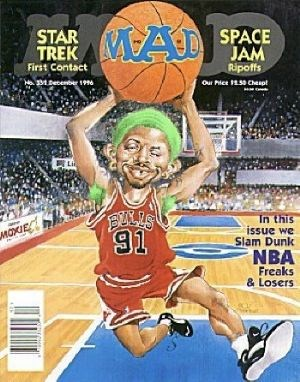 Mad Magazine #352