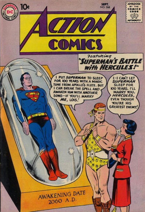 Action Comics #268