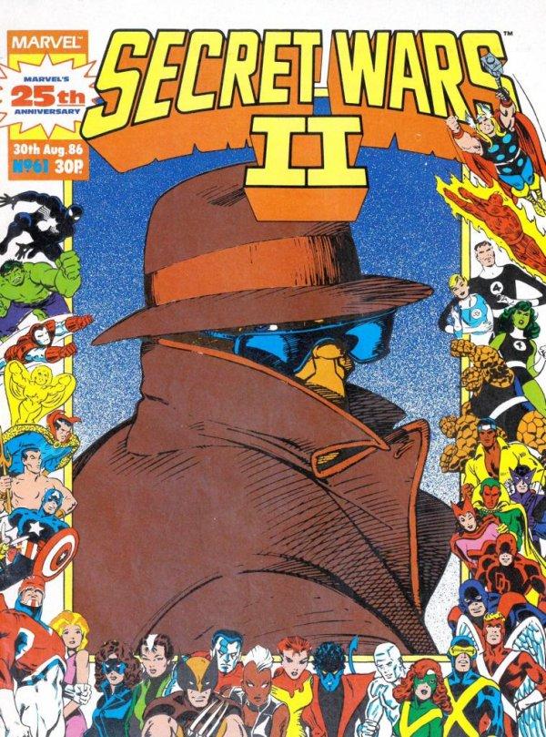 Marvel Super Heroes Secret Wars #61