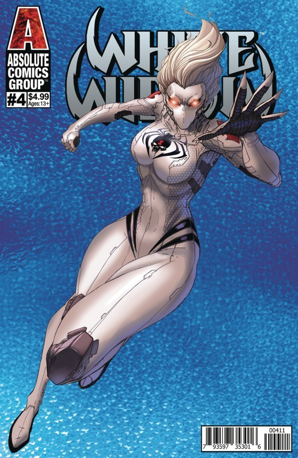 White Widow #4 review
