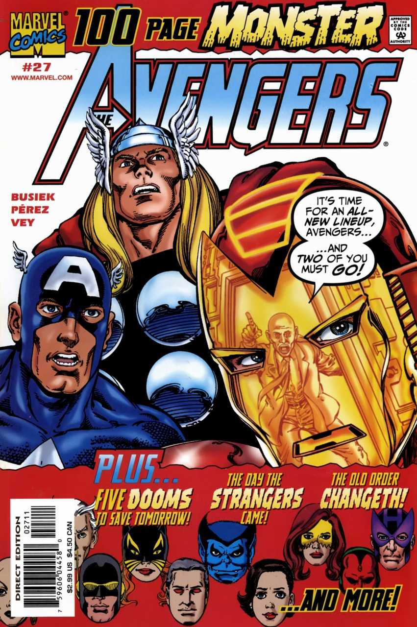 The Avengers #27