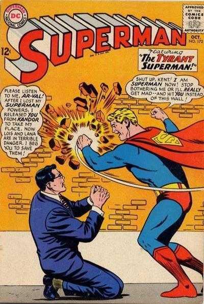 Superman #172