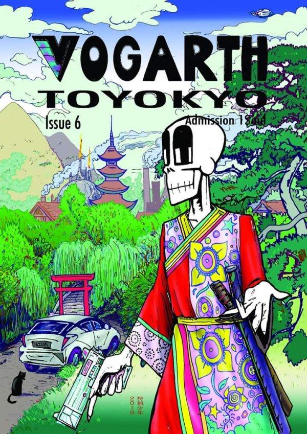 Vogarth Toyokyo #6