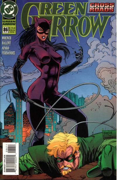 Green Arrow #86