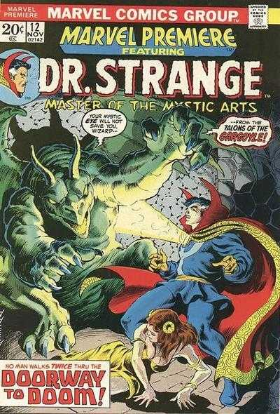 Marvel Premiere #12