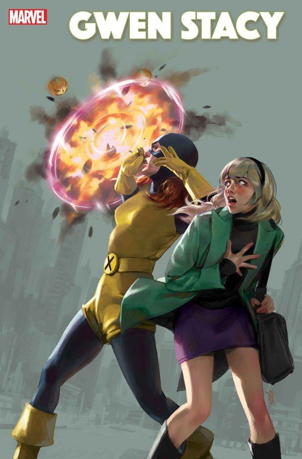 Gwen Stacy #4