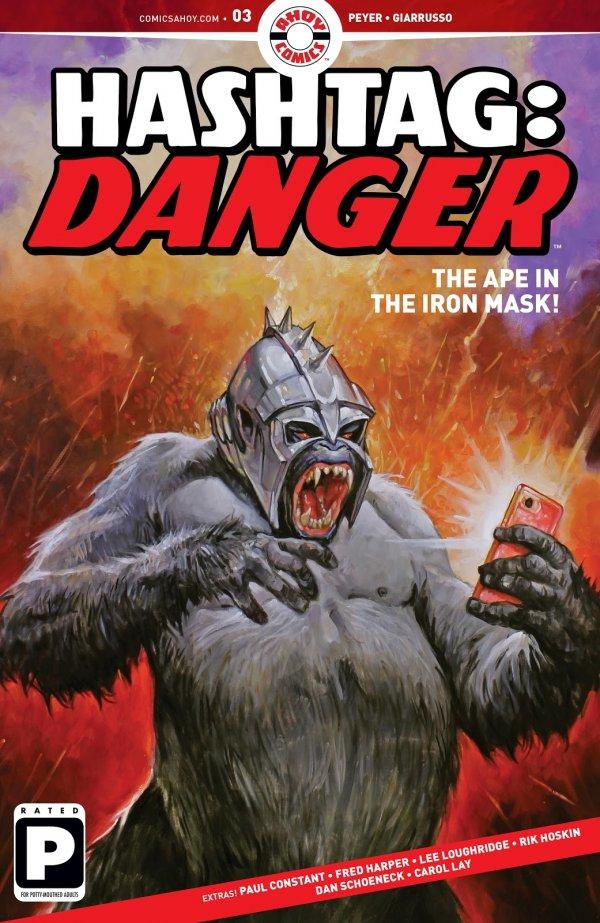 Hashtag: Danger #3