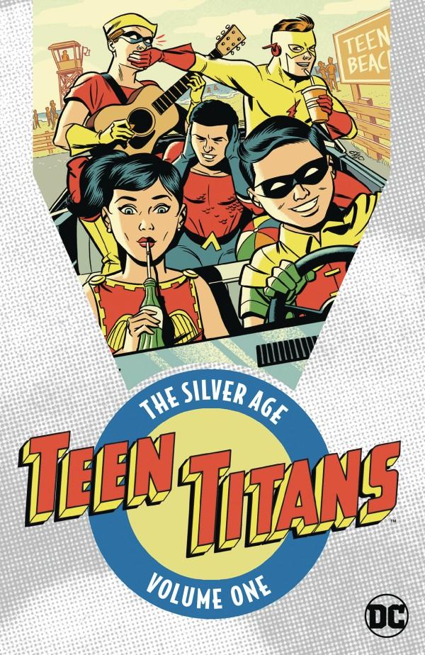 Teen Titans: The Silver Age Vol. 1 TP