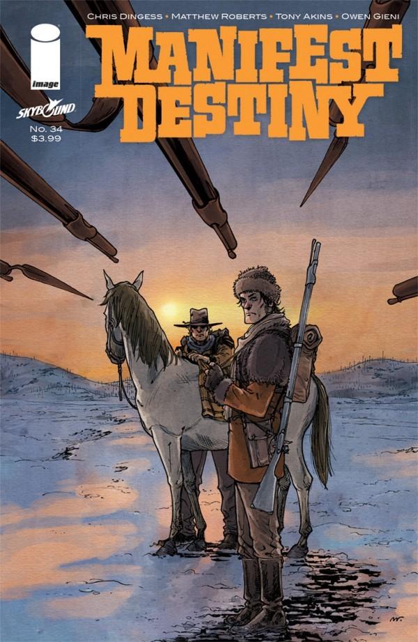 Manifest Destiny #34