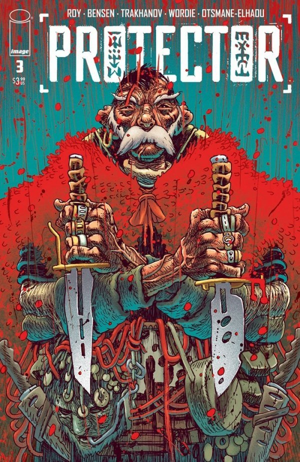 Protector #3 review