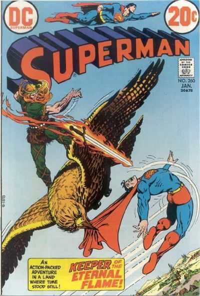 Superman #260