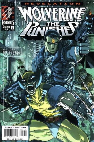 Wolverine / Punisher: Revelation #1