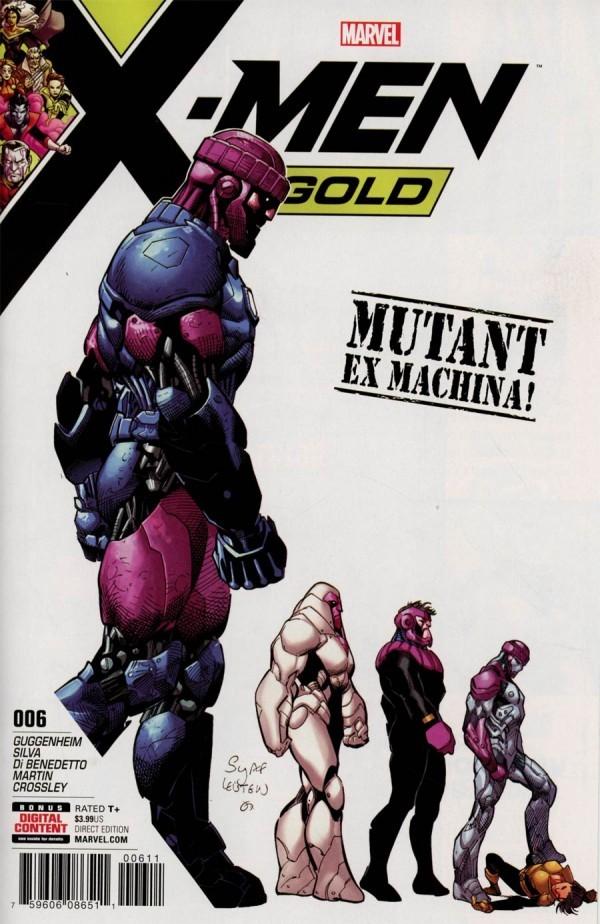 X-Men: Gold #6