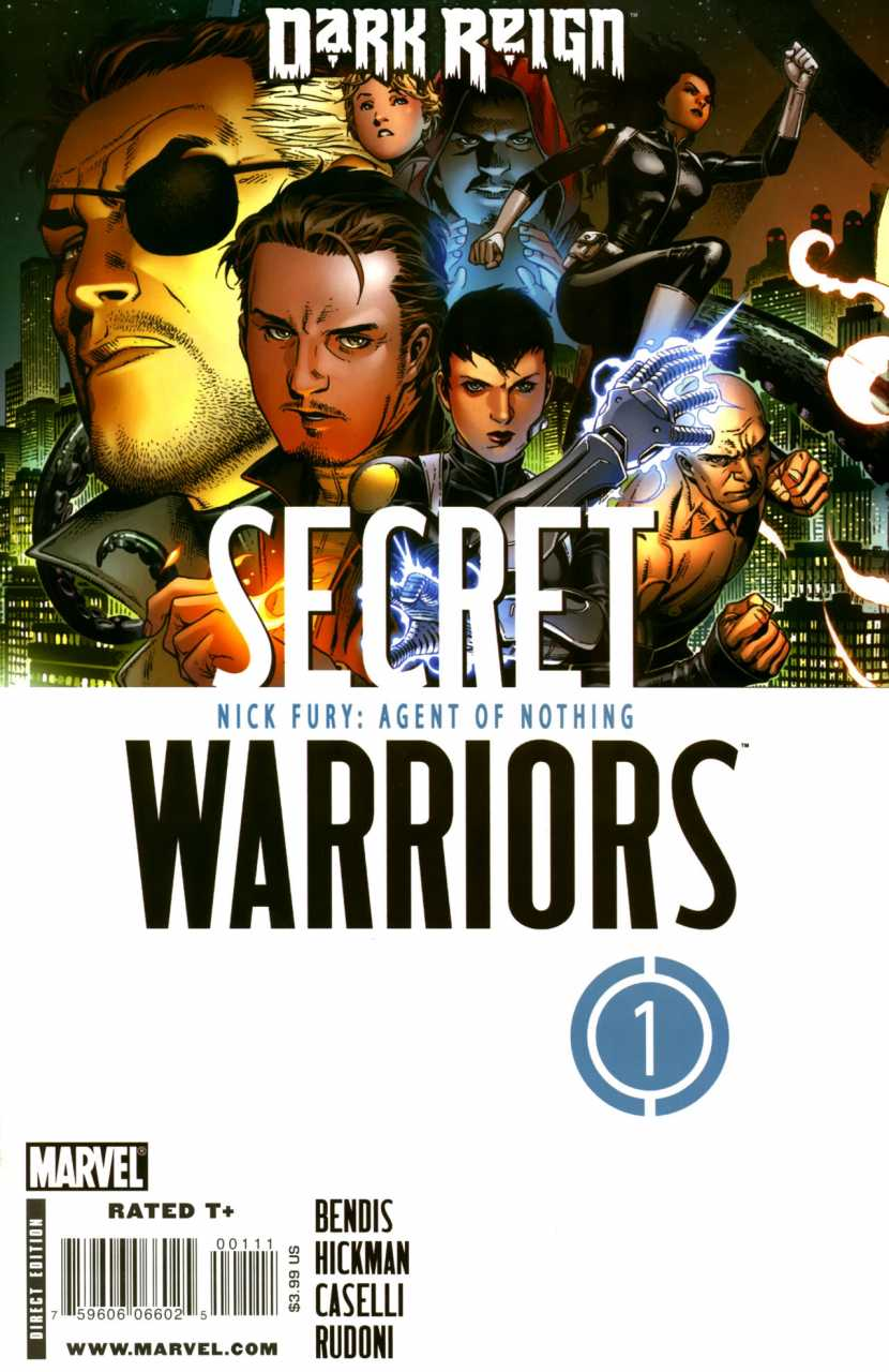 Secret Warriors #1