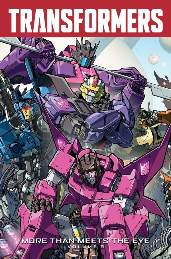 Transformers: More Than Meets the Eye Vol. 9 TP