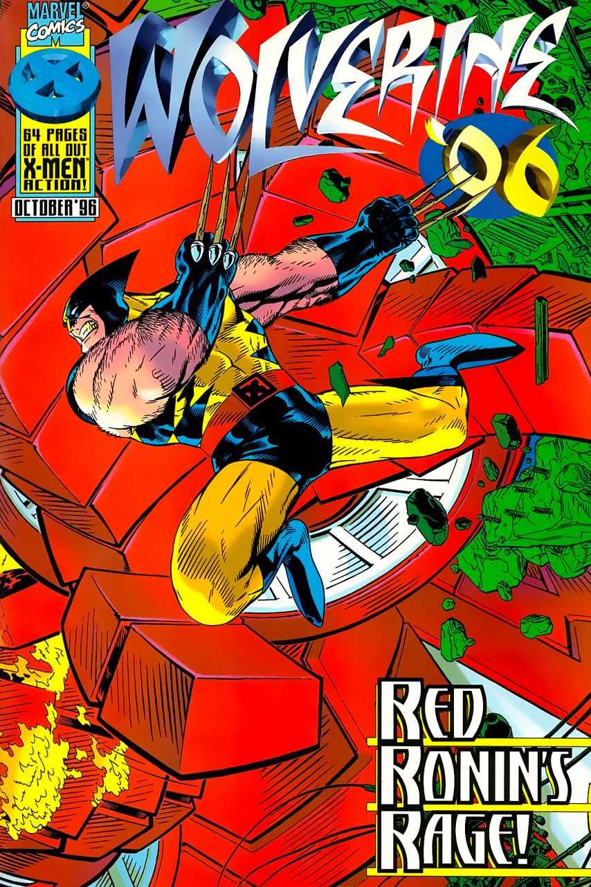 Wolverine Annual '96