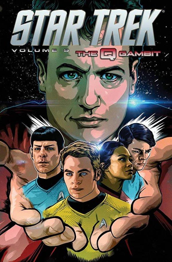 Star Trek Vol. 9: Q Gambit TP