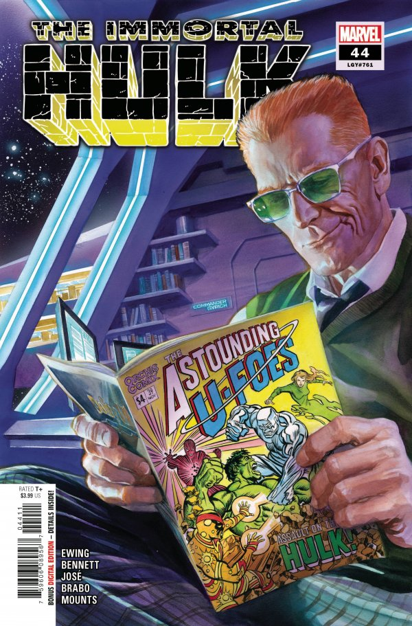 The Immortal Hulk #44