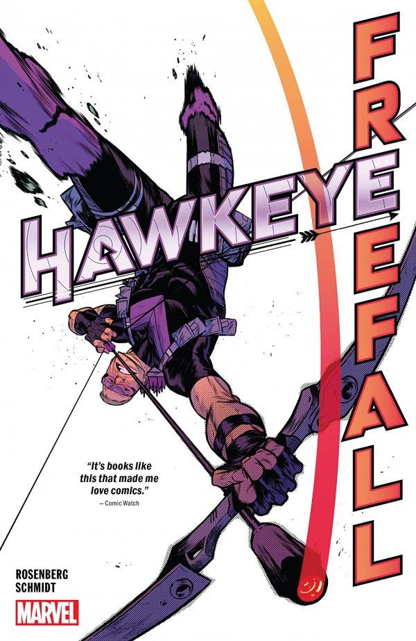 Hawkeye: Freefall TP