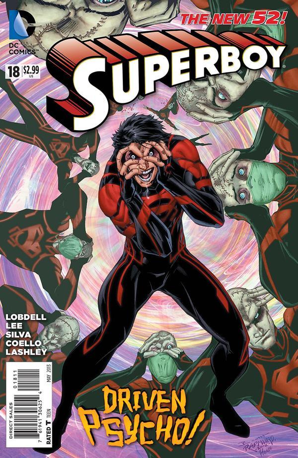 Superboy #18