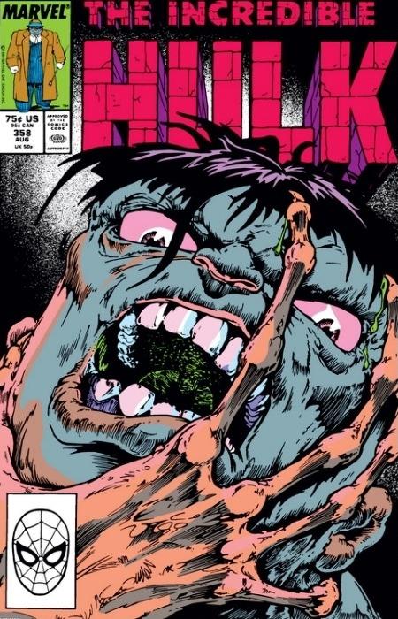 The Incredible Hulk #358