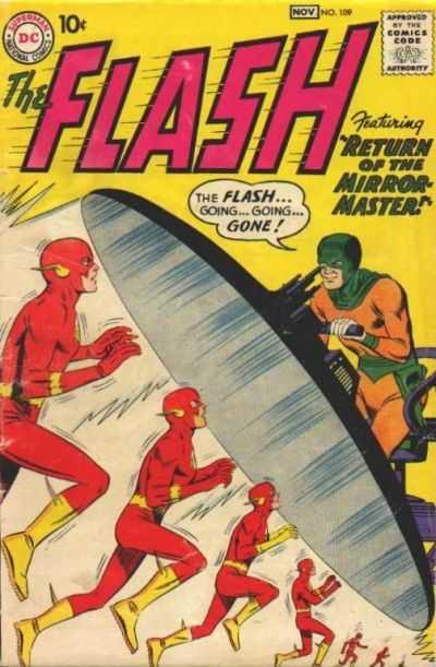The Flash #109