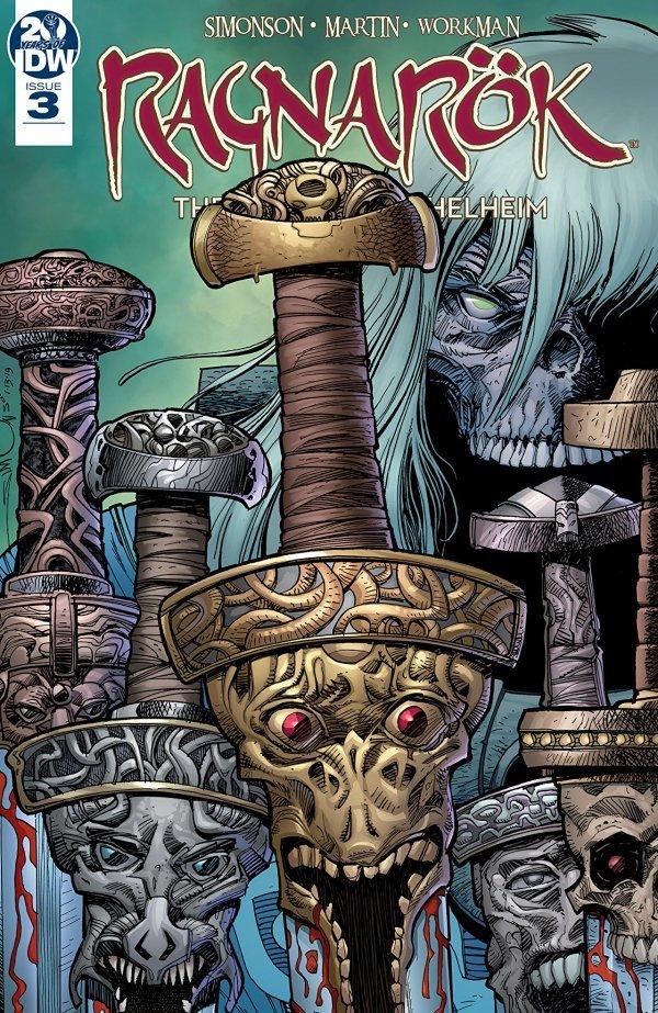 Ragnarök: The Breaking of Helheim #3