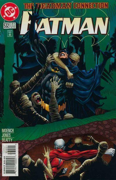 Batman #532