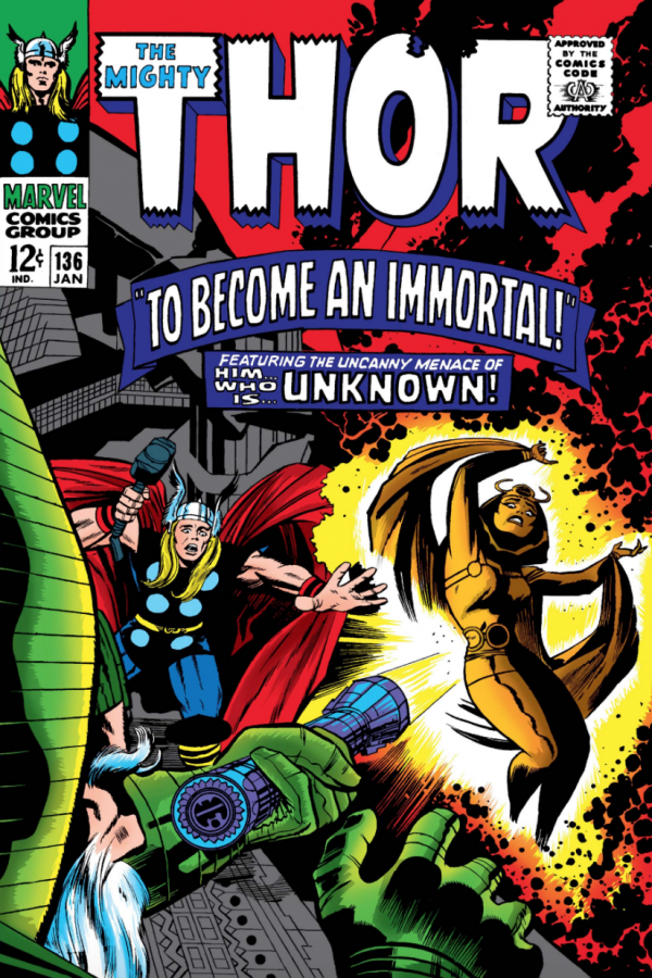 The Mighty Thor #136