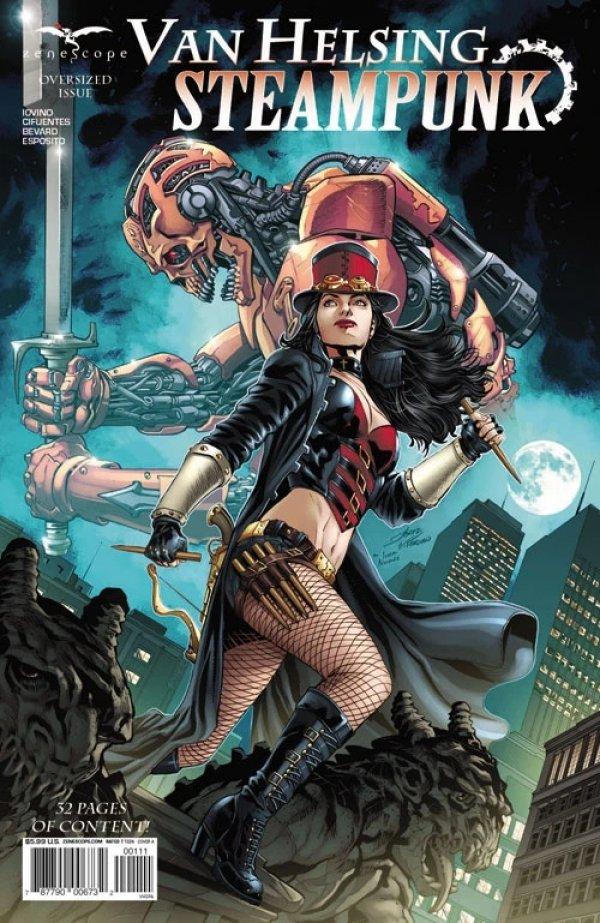 Van Helsing: Steampunk #1
