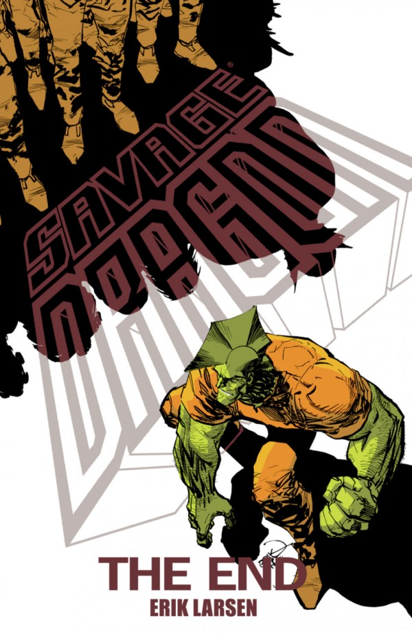 Savage Dragon Vol. 24: The End TP