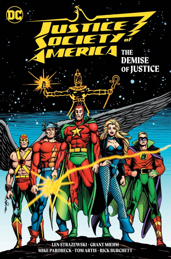 Justice Society of America: The Demise of Justice TP