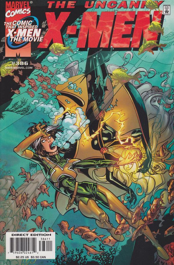 Uncanny X-Men #386