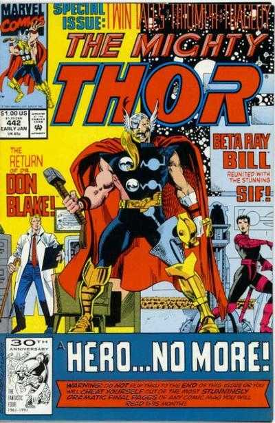 The Mighty Thor #442