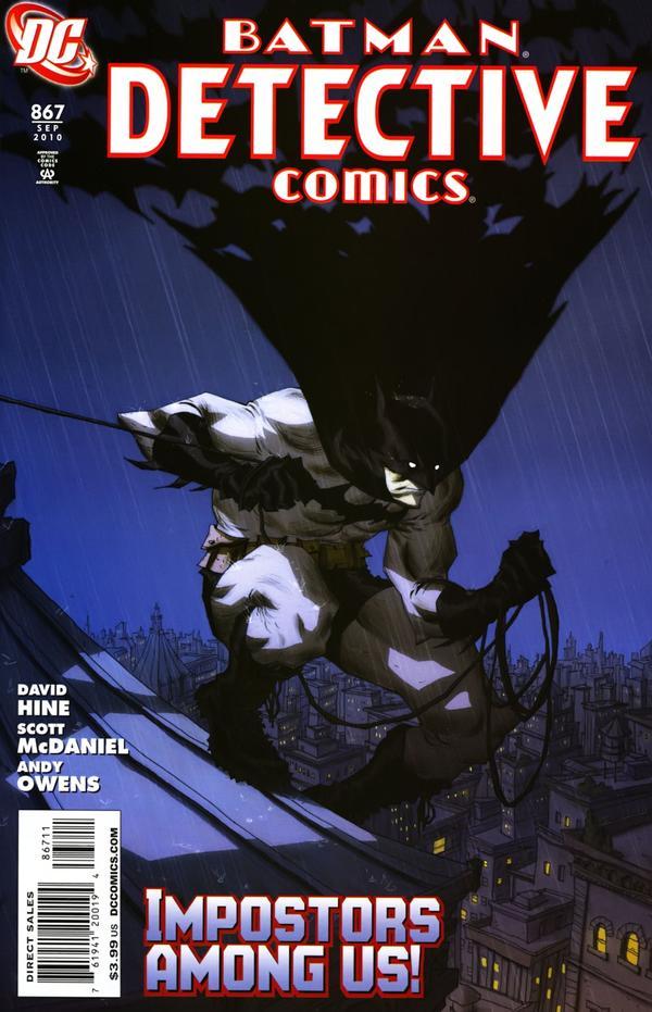 Detective Comics #867