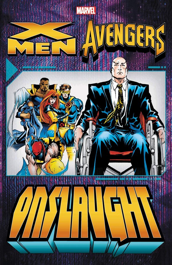 X-Men/Avengers: Onslaught Vol. 3 TP