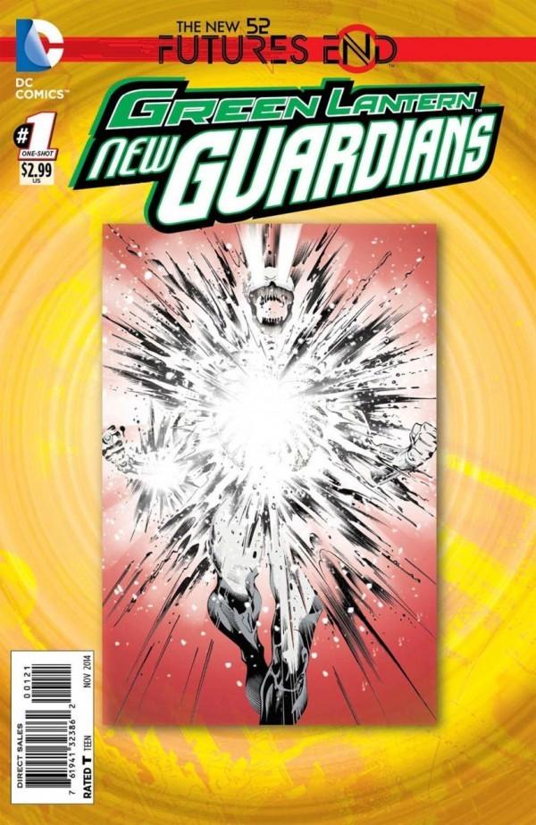 Green Lantern: New Guardians: Futures End #1