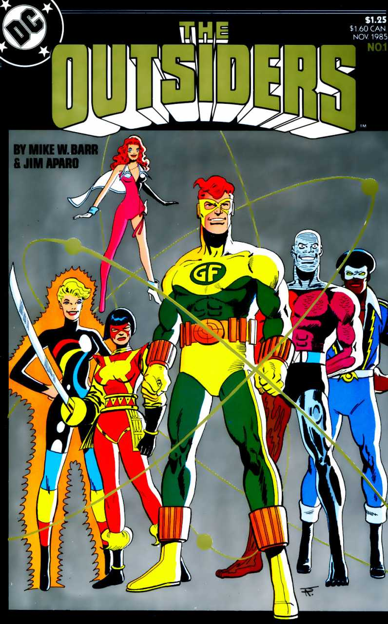 The Outsiders #1