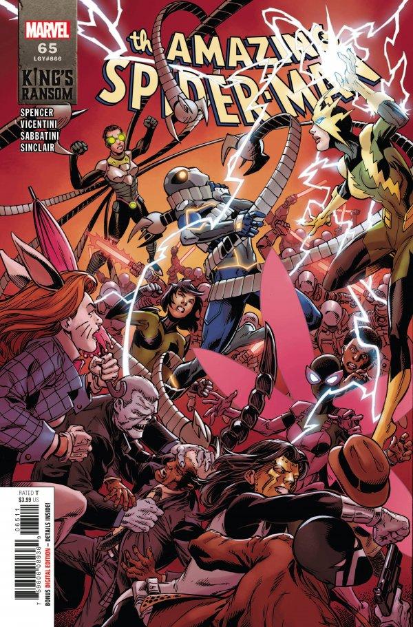 The Amazing Spider-Man #65