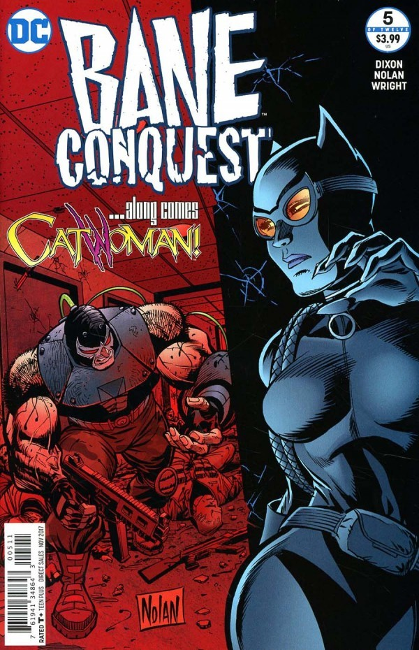Bane: Conquest #5
