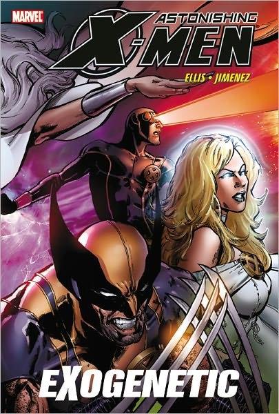 Astonishing X-Men Vol. 6: Exogenetic TP