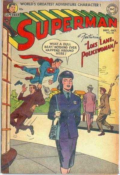 Superman #84