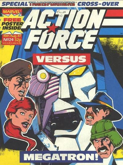 Action Force #24