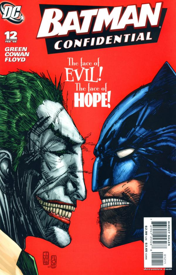 Batman Confidential #12