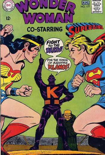 Wonder Woman #177