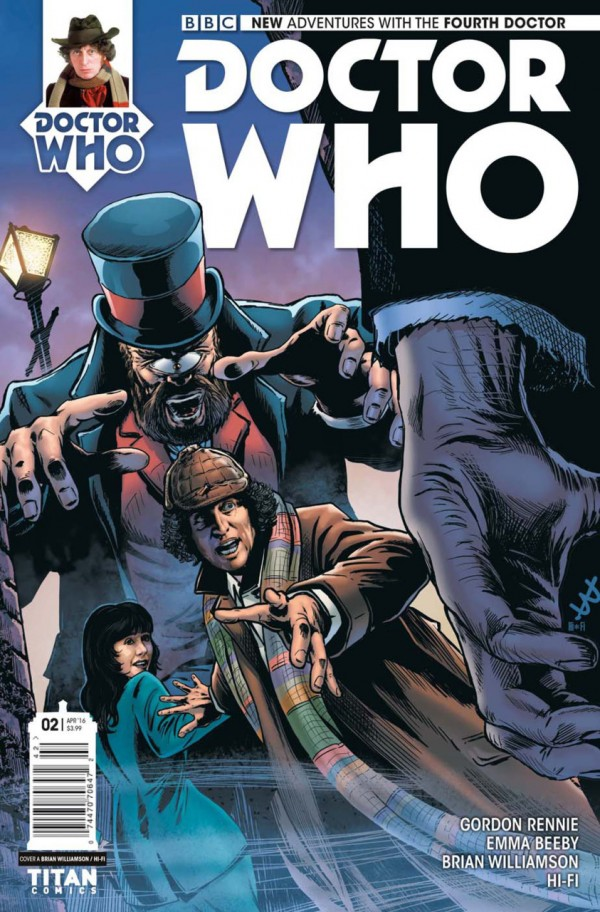 Doctor Who: The Fourth Doctor #2