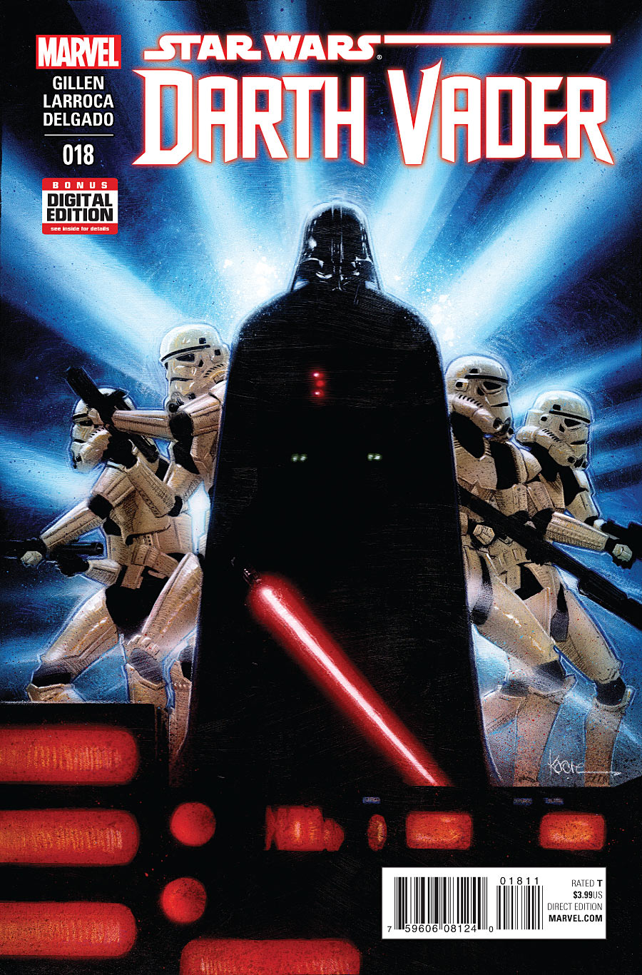 Star Wars: Darth Vader #18