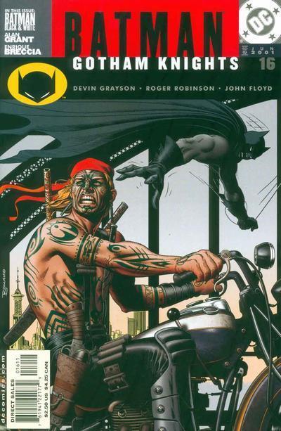 Batman: Gotham Knights #16