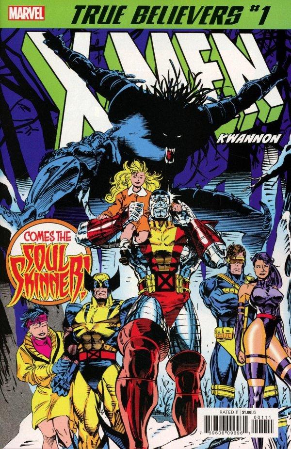 True Believers: X-Men - Kwannon #1