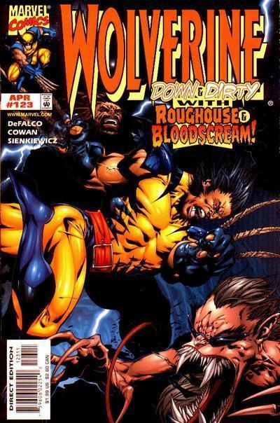Wolverine #123